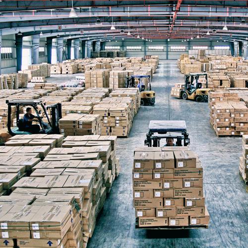 Consolida Cargos de Proveedores diferentes y embarcarlos juntos: