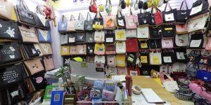 Bolsas de lona, monederos, mochilas pequeñas para niños, etc.
