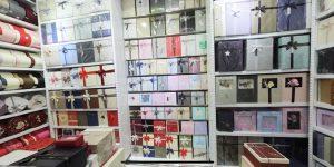 Caja de regalo, álbum de fotos